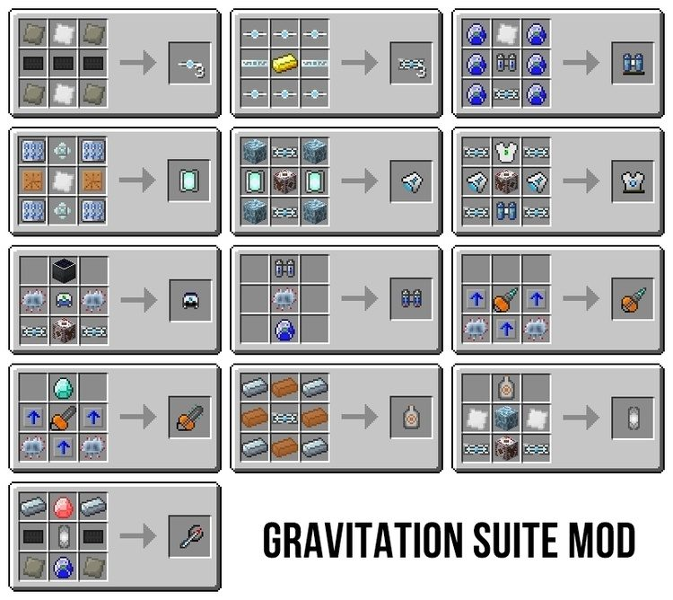 Gravitation Suite Addon 2