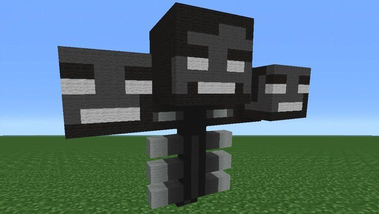 Hardcore Wither Mod for Minecraft 1