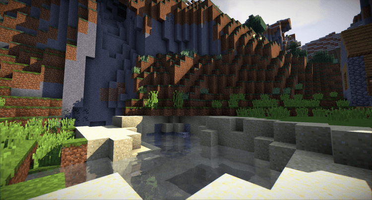 KUDA Shaders Mod for Minecraft 2