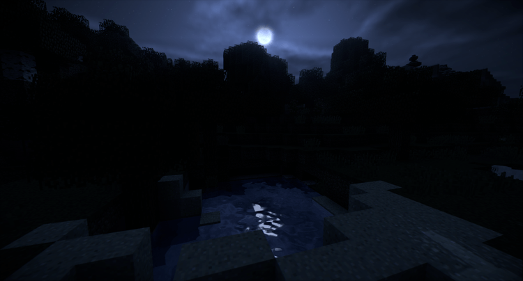 KUDA Shaders Mod for Minecraft 5