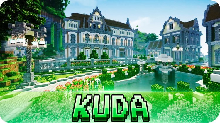 KUDA Shaders Mod for Minecraft Logo