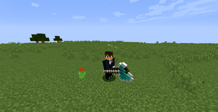 MorelPlay Tools Mod for Minecraft 1