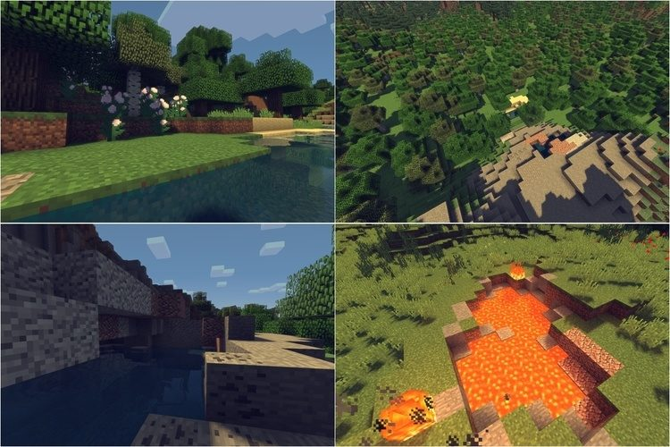 MrMeep_x3's Shaders Mod for Minecraft 1