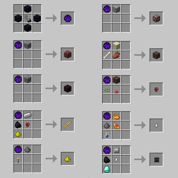 Pocket Nether Link Mod for Minecraft 2