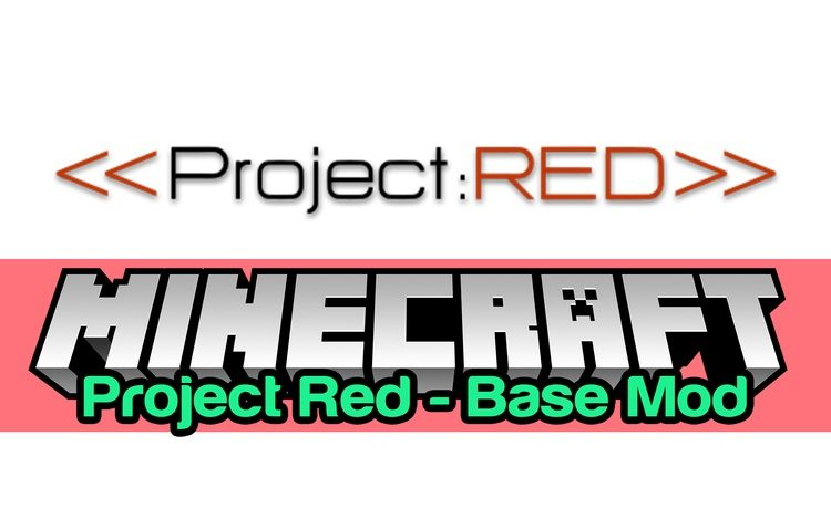 Project Red – Base Mod Logo