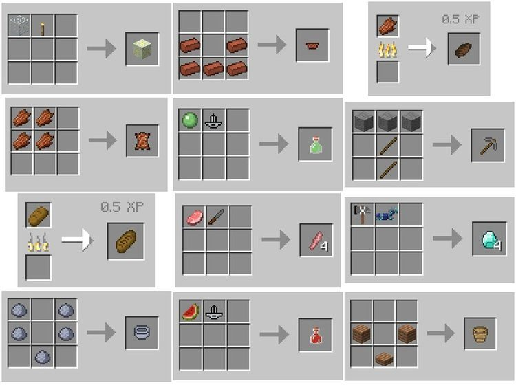 Simple Upgrades mod for minecraft 04