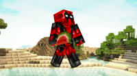 Skin Deadpool HD 1