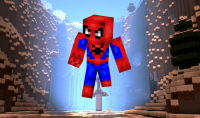 Skin Spiderman 2