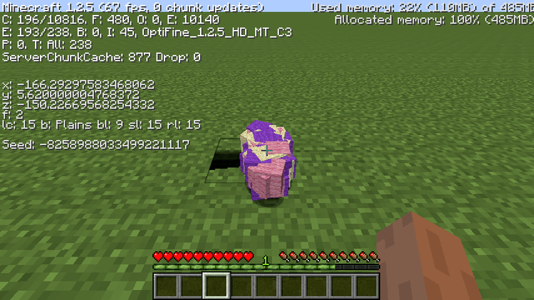 Stackie Mod for Minecraft 1