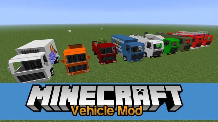 Cars and Vehicles Mod Logo