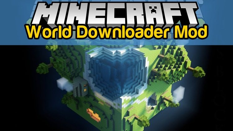 minecraft server world downloader