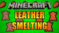 Yet Another Leather Smelting Mod For Minecraft Logo