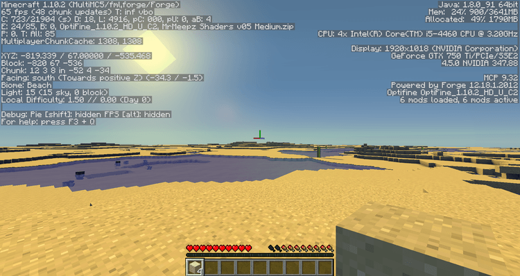 biome world types mod for minecraft 04