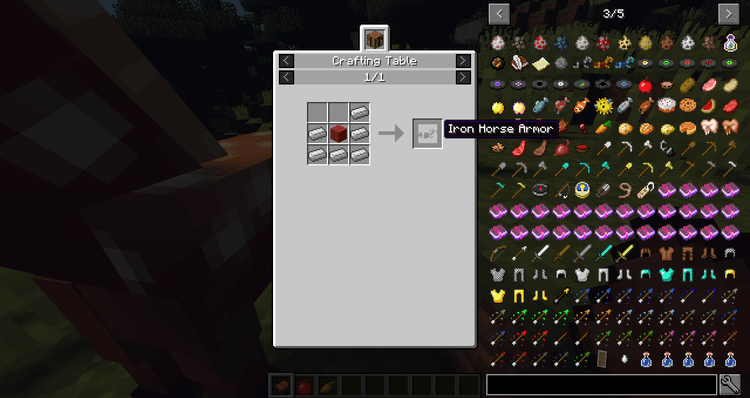 craftable saddles mod for minecraft 02