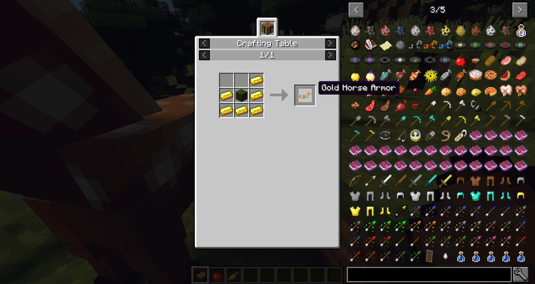 craftable saddles mod for minecraft 03