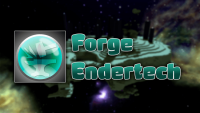 forge endertech mod for minecraft logo