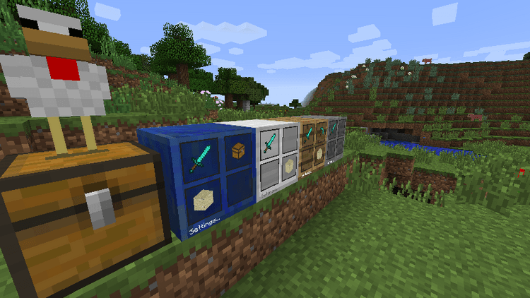 gear swapper mod for minecraft 01