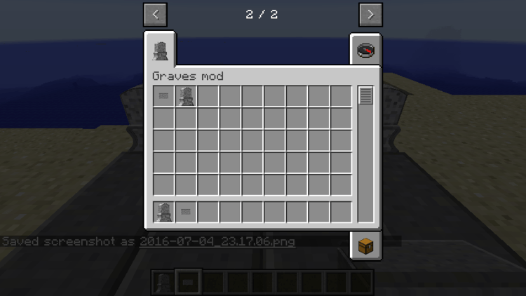 graves mod for minecraft 01