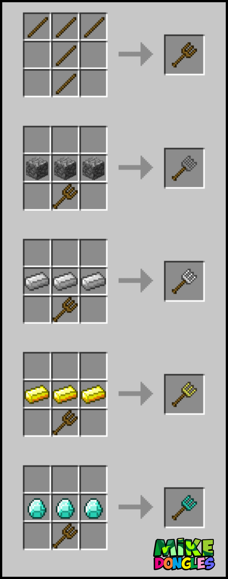 mike dongles mod for minecraft 05