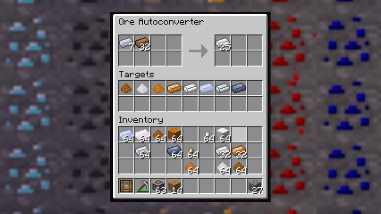 ore dictionary converter mod for minecraft 04