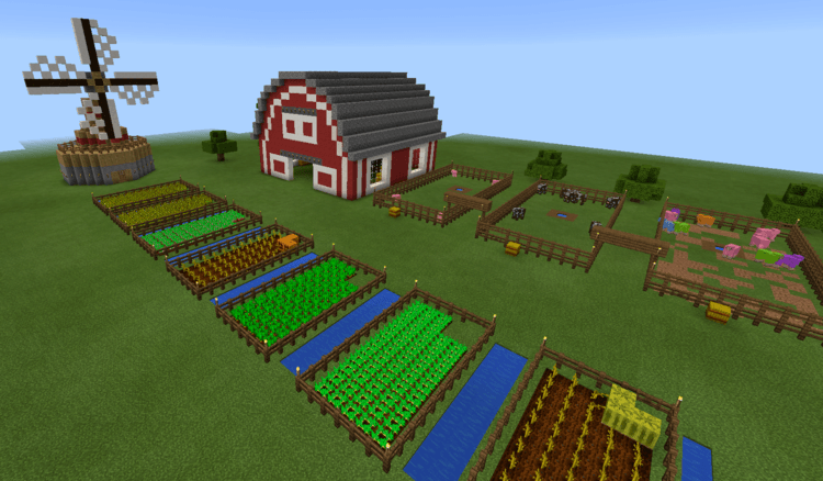 pams get all the seeds mod for minecraft 02