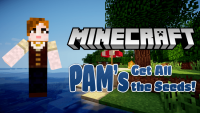 pams get all the seeds mod for minecraft logo