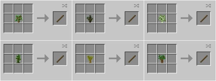 pams simple recipes mod for minecraft 01