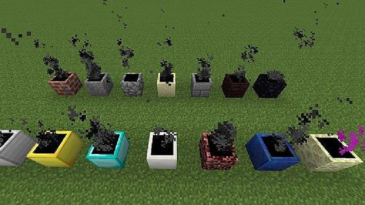 Advanced Chimneys mod for minecraft 02