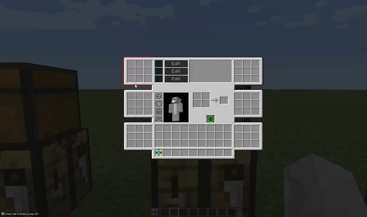 Advanced Inventory Mod for Minecraft 3