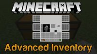 Advanced Inventory Mod for Minecraft Logo