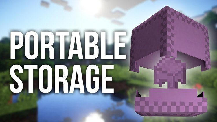 Advanced Shulker Boxes mod for minecraft 04