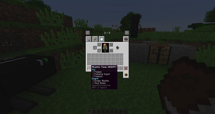 Akashic Tome for Minecraft 3