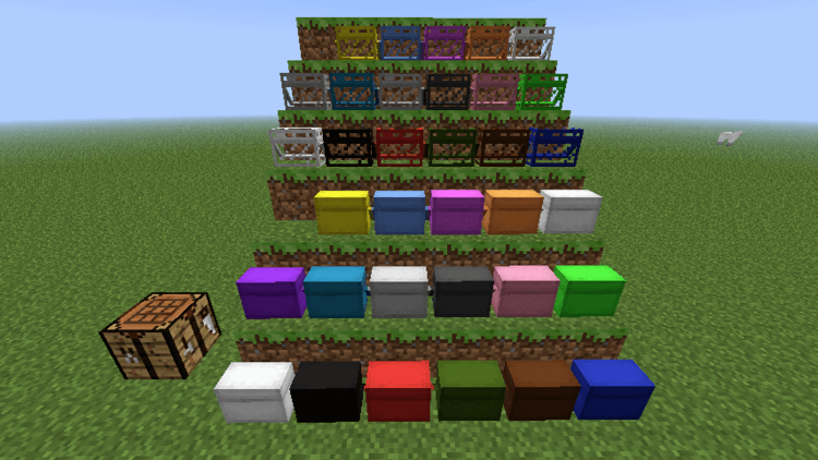 Coolers Mod for Minecraft 2