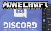 Discord Chat Mod for Minecraft Logo