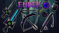 Ender PvP Resource Pack Logo