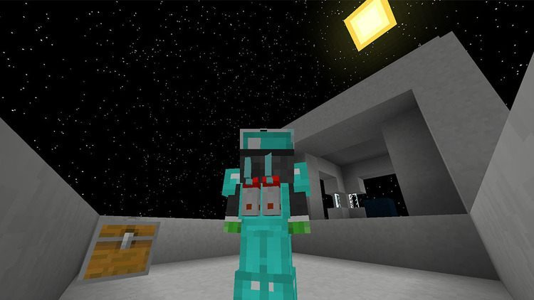 Galacticraft mod for minecraft 03