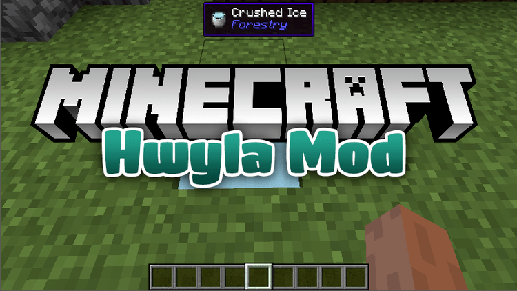 Hwyla mod for minecraft logo