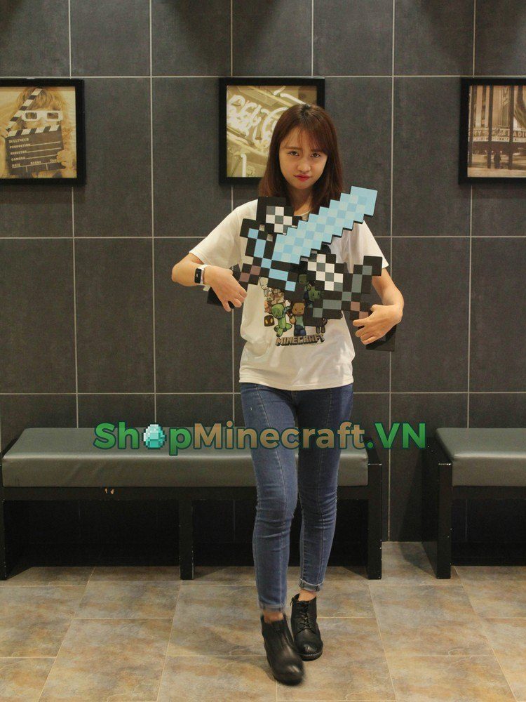 Kiếm Diamond Minecraft