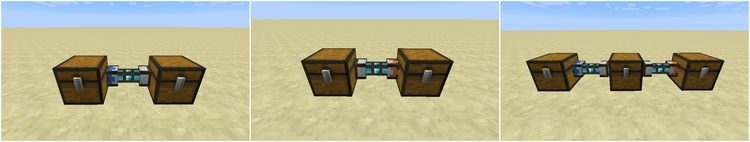 Integrated Tunnels Mod for Minecraft 1