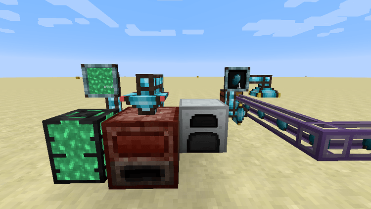 Intergrated Dynamics mod for minecraft 02