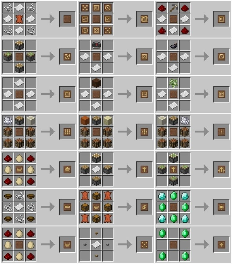 Iron Backpacks Mod for Minecraft 3