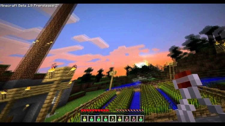 NoNausea Mod for Minecraft 1
