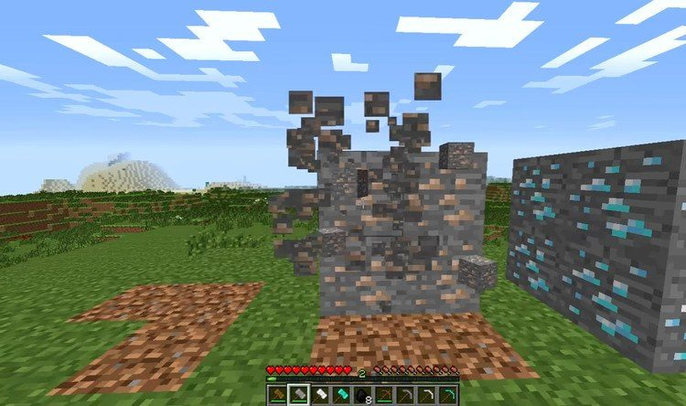 Sparks Hammers Mod for Minecraft 1