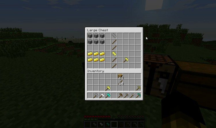 Sparks Hammers Mod for Minecraft 2