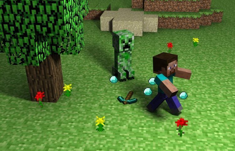 Stalker Creepers mod for minecraft 03