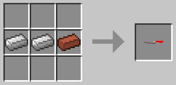 Thousand Degree Knife Mod for Minecraft 1