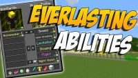 everlasting abilities mod for minecraft logo