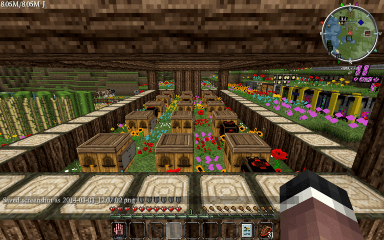 morebees mod for minecraft 02
