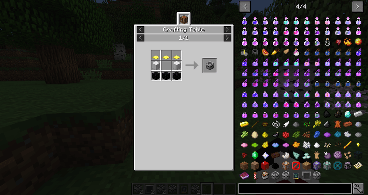 simple labels mod for minecraft 01