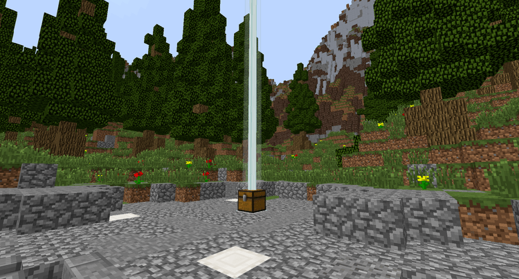 supply drop mod for minecraft 04